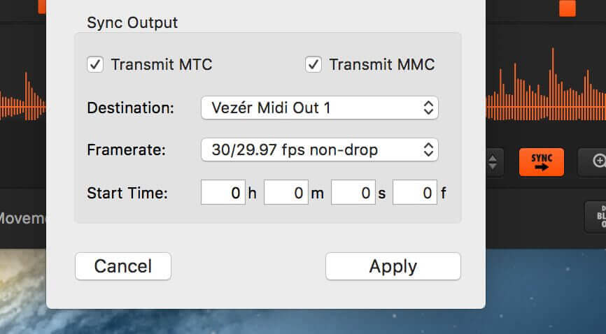 MTC and MMC output